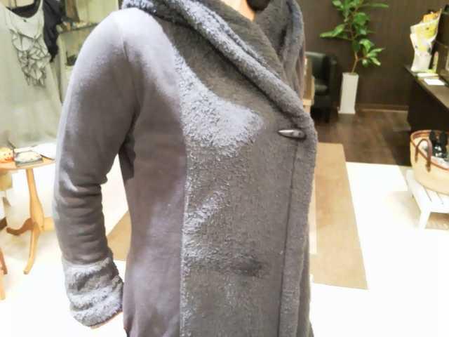 冬の防寒、ストール以上コート未満