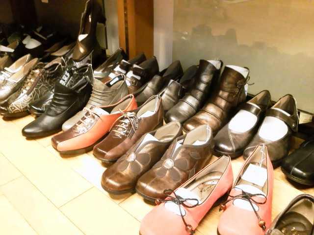 オーダーメイドの靴