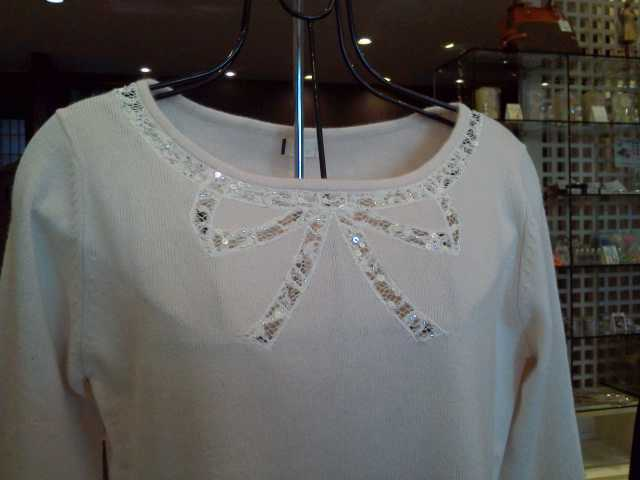 グレースバーンズの女の子セーター