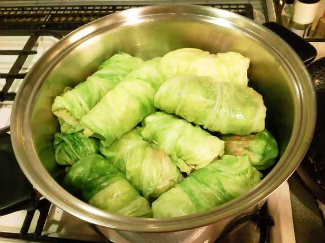 春野菜「ロールキャベツ」